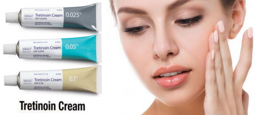 cream Tretinoin for acne