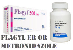 Metronidazole or Flagyl ER?