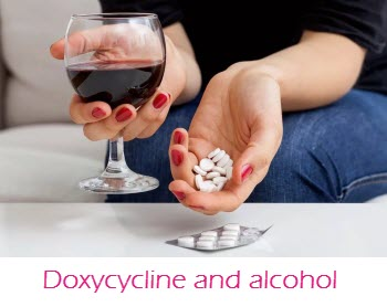 Alcohol And Doxycycline